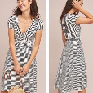 Anthropologie Maeve Paladino Midi Dress